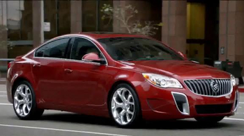 Buick TV Spot, 'Experience the New Buick Wi-Fi' - Thumbnail 1