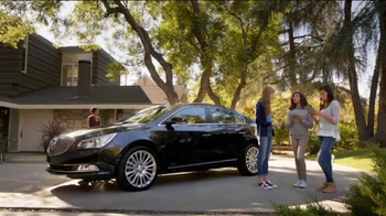 Buick TV Spot, 'Experience the New Buick Wi-Fi' - Thumbnail 3