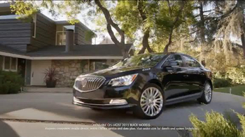 Buick TV Spot, 'Experience the New Buick Wi-Fi' - Thumbnail 7