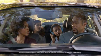 Buick TV Spot, 'Experience the New Buick Wi-Fi' - 3 commercial airings