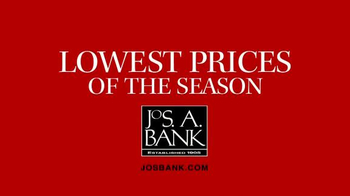 JoS. A. Bank TV Spot, 'Lowest Prices of the Season: Cashmere Sweaters' - Thumbnail 9