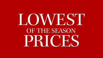 JoS. A. Bank TV Spot, 'Lowest Prices of the Season: Cashmere Sweaters' - Thumbnail 1