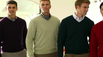 JoS. A. Bank TV Spot, \'Lowest Prices of the Season: Cashmere Sweaters\'