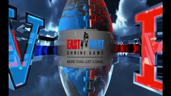 Shriners Hospitals For Children TV Spot, 'East-West Shrine Game' - Thumbnail 10