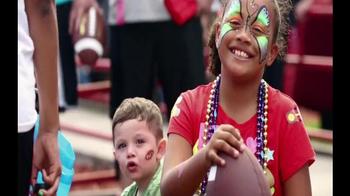 Shriners Hospitals For Children TV Spot, 'East-West Shrine Game' - Thumbnail 9