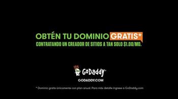 GoDaddy TV Spot, 'Negocios' [Spanish] - Thumbnail 10