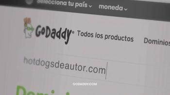 GoDaddy TV Spot, 'Negocios' [Spanish] - Thumbnail 3