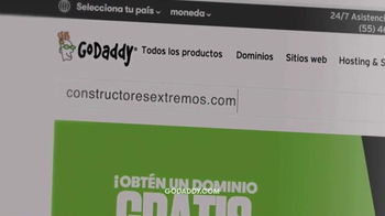 GoDaddy TV Spot, 'Negocios' [Spanish] - Thumbnail 5