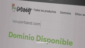 GoDaddy TV Spot, 'Negocios' [Spanish] - Thumbnail 8