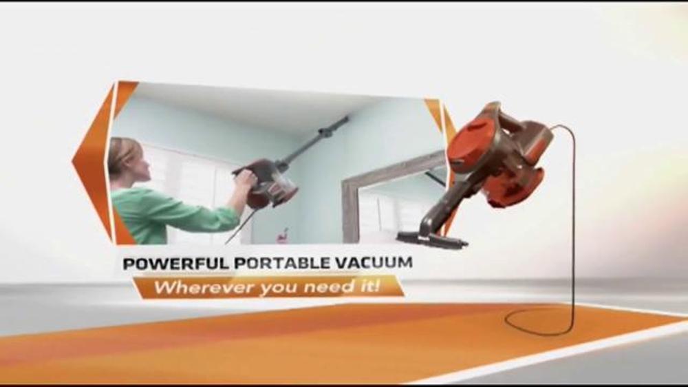 Shark Rocket Tv Commercial Vacuum Of The Future Ispot Tv