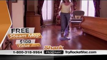Shark Rocket TV Spot, 'Vacuum of the Future' - Thumbnail 10