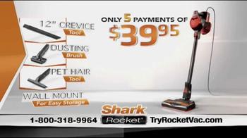 Shark Rocket TV Spot, 'Vacuum of the Future' - Thumbnail 8