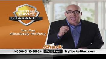 Shark Rocket TV Spot, 'Vacuum of the Future' - Thumbnail 9
