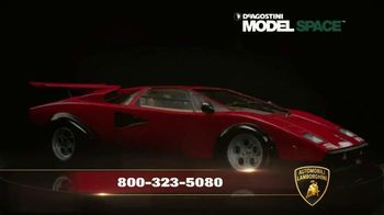 Model Space Lamborghini Countach LP 500S TV Spot, 'The Ultimate Ride'