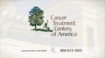 Cancer Treatment Centers of America TV Spot, \'Body, Mind and Spirit\'