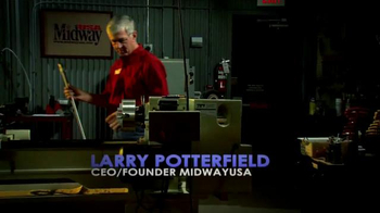 MidwayUSA TV Spot, 'Just About Everything for Barrel Blank Fitting' - Thumbnail 1
