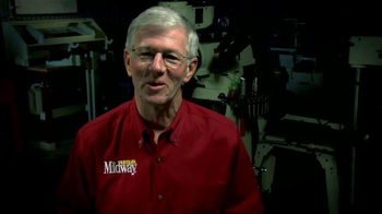 MidwayUSA TV Spot, 'Just About Everything for Barrel Blank Fitting'