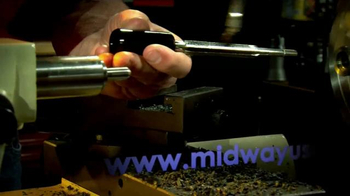 MidwayUSA TV Spot, 'Just About Everything for Barrel Blank Fitting' - Thumbnail 5