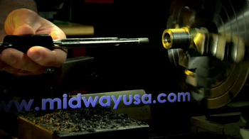 MidwayUSA TV Spot, 'Just About Everything for Barrel Blank Fitting' - Thumbnail 6