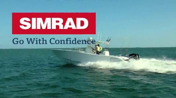 Simrad Yachting NSS Touchscreen Navigation TV Spot, 'Go With Confidence' - Thumbnail 1