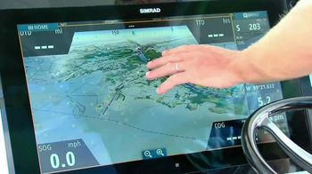 Simrad Yachting NSS Touchscreen Navigation TV Spot, 'Go With Confidence' - Thumbnail 8