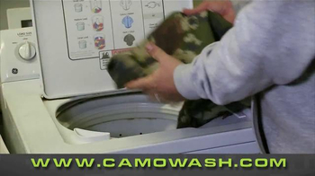 Camo Wash TV Spot, 'Restore Your Clothes' - Thumbnail 6