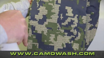 Camo Wash TV Spot, 'Restore Your Clothes' - Thumbnail 7