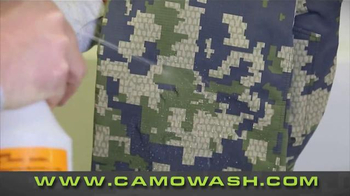 Camo Wash TV Spot, 'Restore Your Clothes' - Thumbnail 8