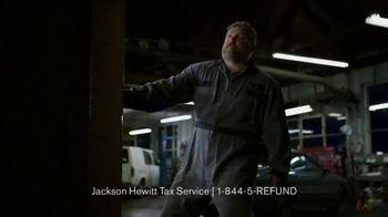 Jackson Hewitt Tax Service TV Spot, 'Work Hard'
