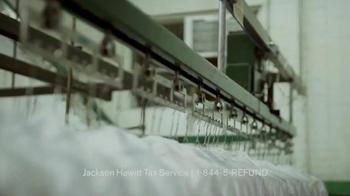 Jackson Hewitt Tax Service TV Spot, 'Work Hard' - Thumbnail 2