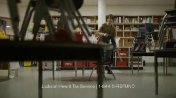 Jackson Hewitt Tax Service TV Spot, 'Work Hard' - Thumbnail 3