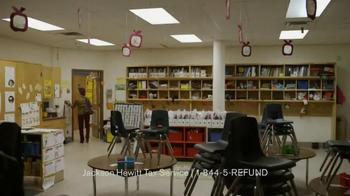 Jackson Hewitt Tax Service TV Spot, 'Work Hard' - Thumbnail 6