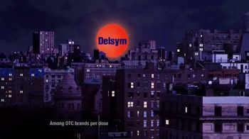 Delsym TV Spot 'Disrupts Everyone's Life' - 10207 commercial airings