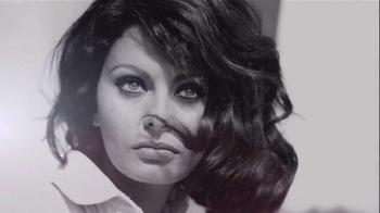 L'Oreal Excellence Legendary Brunettes TV Spot, 'Inspired by Sophia Loren' - Thumbnail 2