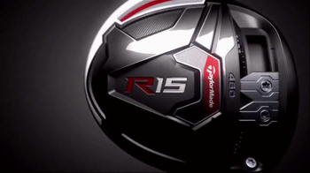 TaylorMade R15 Fairways TV Spot, 'Made of Greatness'