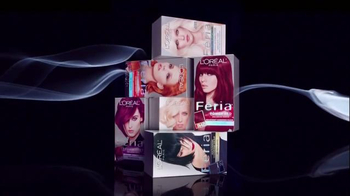 L'Oreal Paris Feria TV Spot, 'Fearless Color for the Creative' - Thumbnail 10