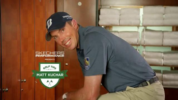 Skechers Go Golf TV Spot, 'Golf Tips: Driving' Featuring Matt Kuchar