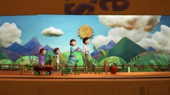 Uncle Ben's TV Spot, 'Medley of Fruits and Veggies'