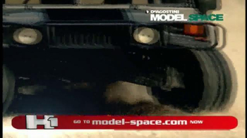 Model Space Hummer H1 TV Spot, 'Build Your Remote-Controlled Vehicle' - Thumbnail 2