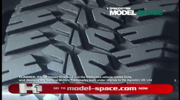 Model Space Hummer H1 TV Spot, 'Build Your Remote-Controlled Vehicle' - Thumbnail 3