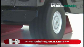 Model Space Hummer H1 TV Spot, 'Build Your Remote-Controlled Vehicle' - Thumbnail 4