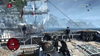Assassin's Creed Rogue TV Spot, 'Adult Swim: Toonami' - Thumbnail 8