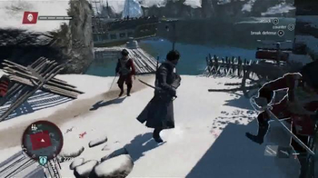 Assassin's Creed Rogue TV Spot, 'Adult Swim: Toonami' - Thumbnail 2