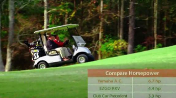 Yamaha AC-Drive TV Spot, 'Best Drive' Featuring Lee Trevino