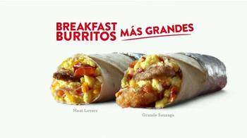 Jack in the Box Breakfast Burritos TV Spot, 'Equipo Burrito' [Spanish] - Thumbnail 10