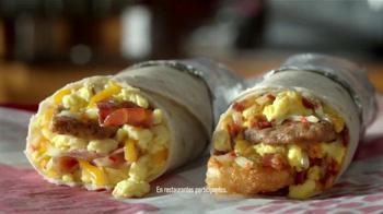 Jack in the Box Breakfast Burritos TV Spot, 'Equipo Burrito' [Spanish] - Thumbnail 6