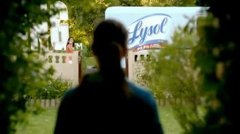 Lysol TV Spot, 'Hauling' - Thumbnail 6