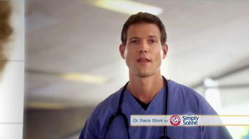 Simply Saline TV Spot, 'Babies' Featuring Dr. Travis Stork - Thumbnail 1