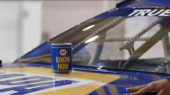NAPA TV Spot Featuring Martin Truex Jr., Ron Capps - Thumbnail 1