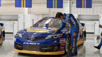 NAPA TV Spot Featuring Martin Truex Jr., Ron Capps - Thumbnail 2